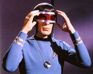 Rose tinted glasses help Spock enjoy the new teen friendly Star Trek movie