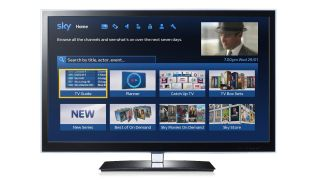 First look Sky gives glimpse into its new EPG