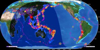 Earthquakes in 2014
