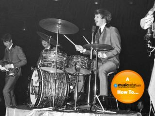 How To Drum Like Ringo Starr