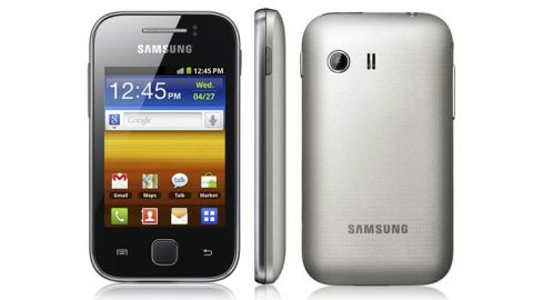 Samsung Galaxy Y review | TechRadar