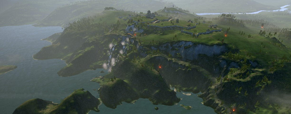 Total war shogun 2 gets free map editor pc gamer gumiabroncs Image collections