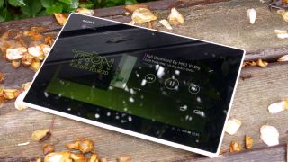 Sony Xperia Z2 Tablet shows its face for the first time
