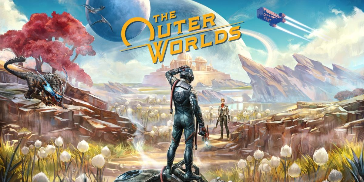 The Outer Worlds will be a 4K game on Xbox One X – but not on PS4 Pro