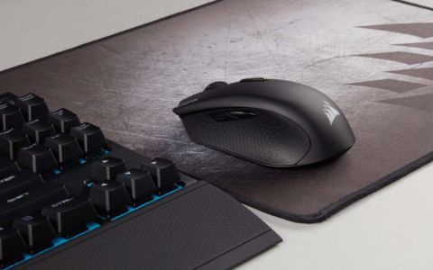 Corsair Harpoon RGB Wireless Review: A Cheap Wireless Gaming Mouse