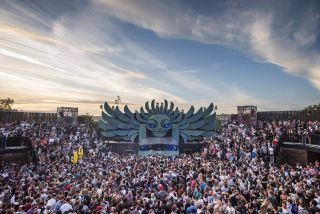 Neuron Pro Audio Helps Stage Glastonbury Festival