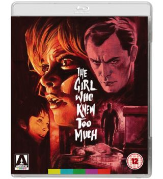 The Girl Who Knew Too Much poster 1