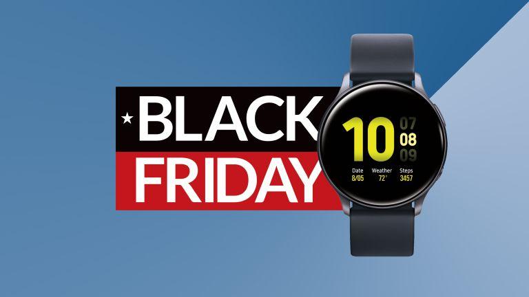 Samsung Galaxy Watch Active2 Black Friday deals