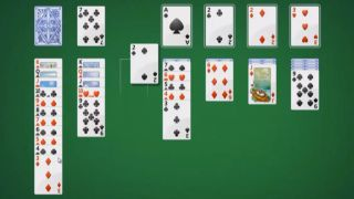 Windows 7 Solitaire