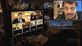 Neil deGrasse Tyson hosts StarTalk