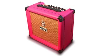 There aren't many pink Orange amps around, and you'll be contributing to a good cause if you bid for it...
