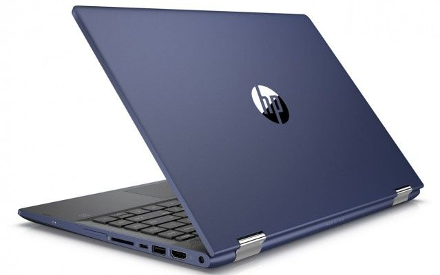 Hp pavilion x360 i3 8th gen
