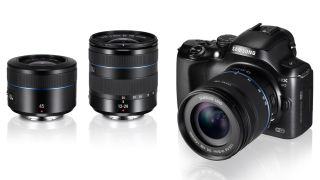 Samsung expands NX lens range with 12-24mm and 45mm