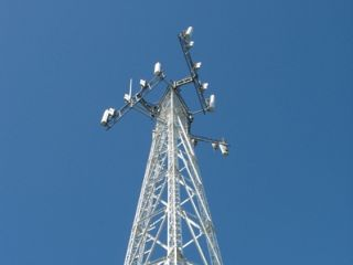 China mast