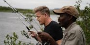Why Gordon Ramsay Had To Flee From A Hippo For Nat Geo's Uncharted