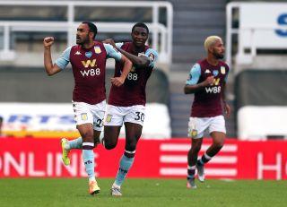 Newcastle United v Aston Villa – Premier League – St James' Park