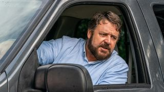 Russell Crowe in Unhinged from Solstice Studios.