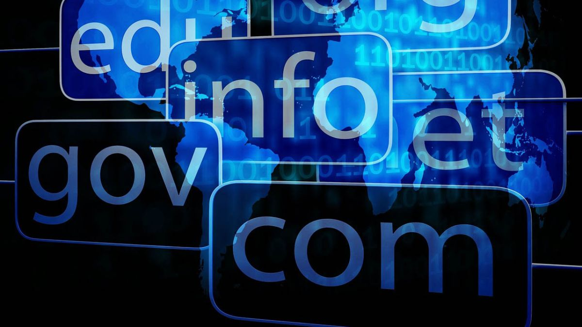 Buying some web domains could be about to get much more expensive