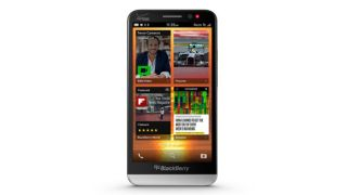 Verizon BlackBerry Z30
