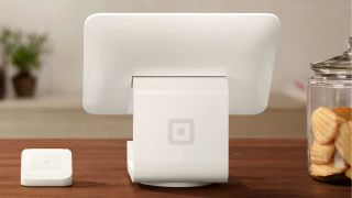 Tired of slow card chip readers This is Square s solution