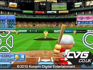 Mobile Powerful Pro Baseball 3D