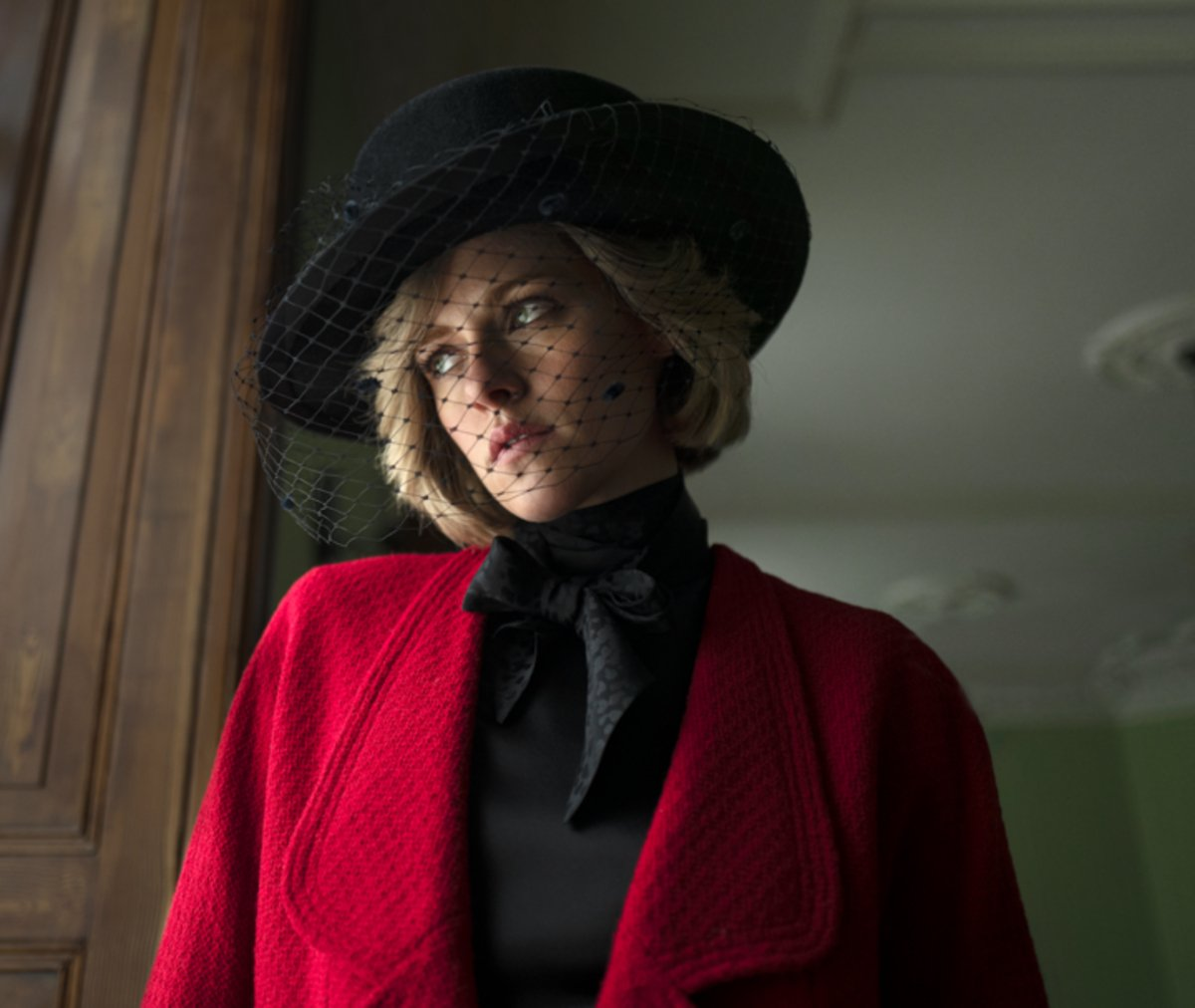 Spencer Kristen Stewart as Princess Diana