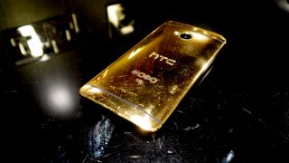 The Gold HTC One