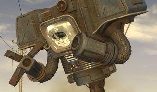 fallout new vegas robot lol