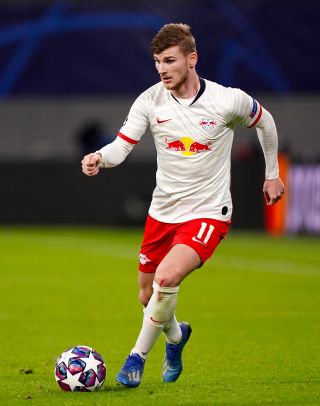 Timo Werner File Photo