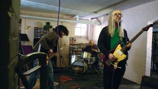 J Mascis hasn't strayed too far from his beloved Jazzmasters on Dinosaur Jr's new album, I Bet On Sky