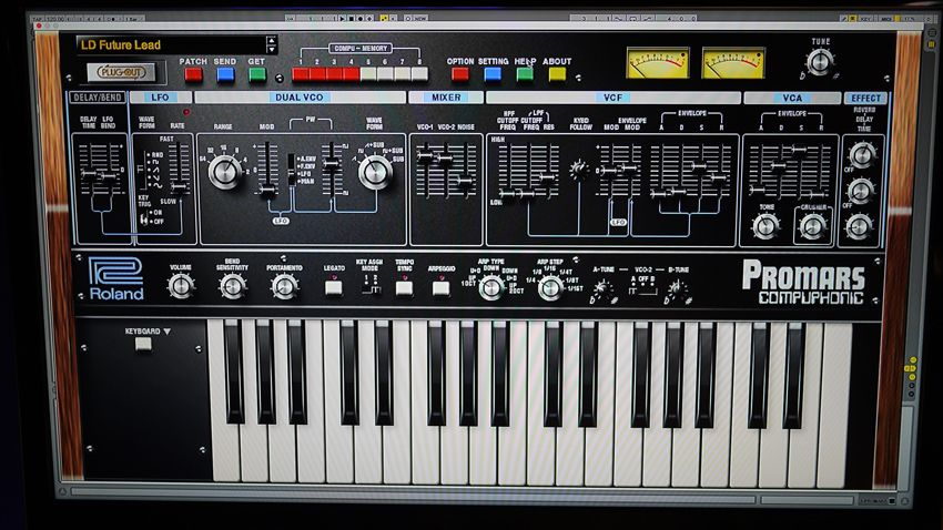 namm 2015 roland previews promars compuphonic plug out synth musicradar. Black Bedroom Furniture Sets. Home Design Ideas