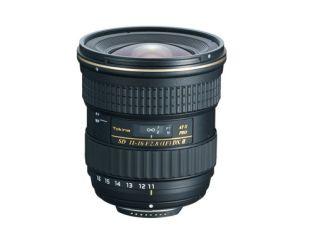 Tokina 11-16mm lens