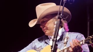 """I wanted to get back to that special thing that I found in music when I was 15, 16 years old,"" says Dwight Yoakam of the artistic intent that fueled his new album, 3 Pears."