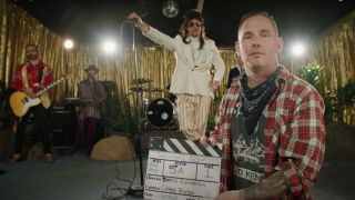 Corey Taylor video