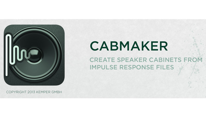 NAMM 2013: Kemper announces Cabmaker software | MusicRadar