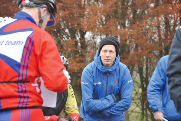 cycling coach