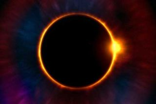 """Students Can Safely View the Solar Eclipse Through """"Mixed Reality"""""""