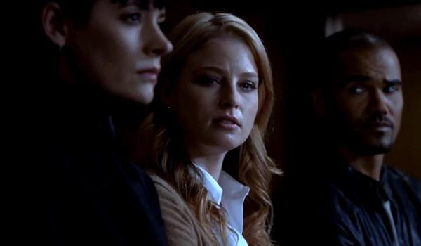 Rachel Nichols as Ashley Seaver on Criminal Minds on CBS