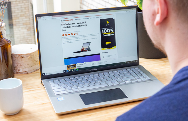 Asus Vivobook S15 2019 Full Review And Benchmarks Laptop Mag