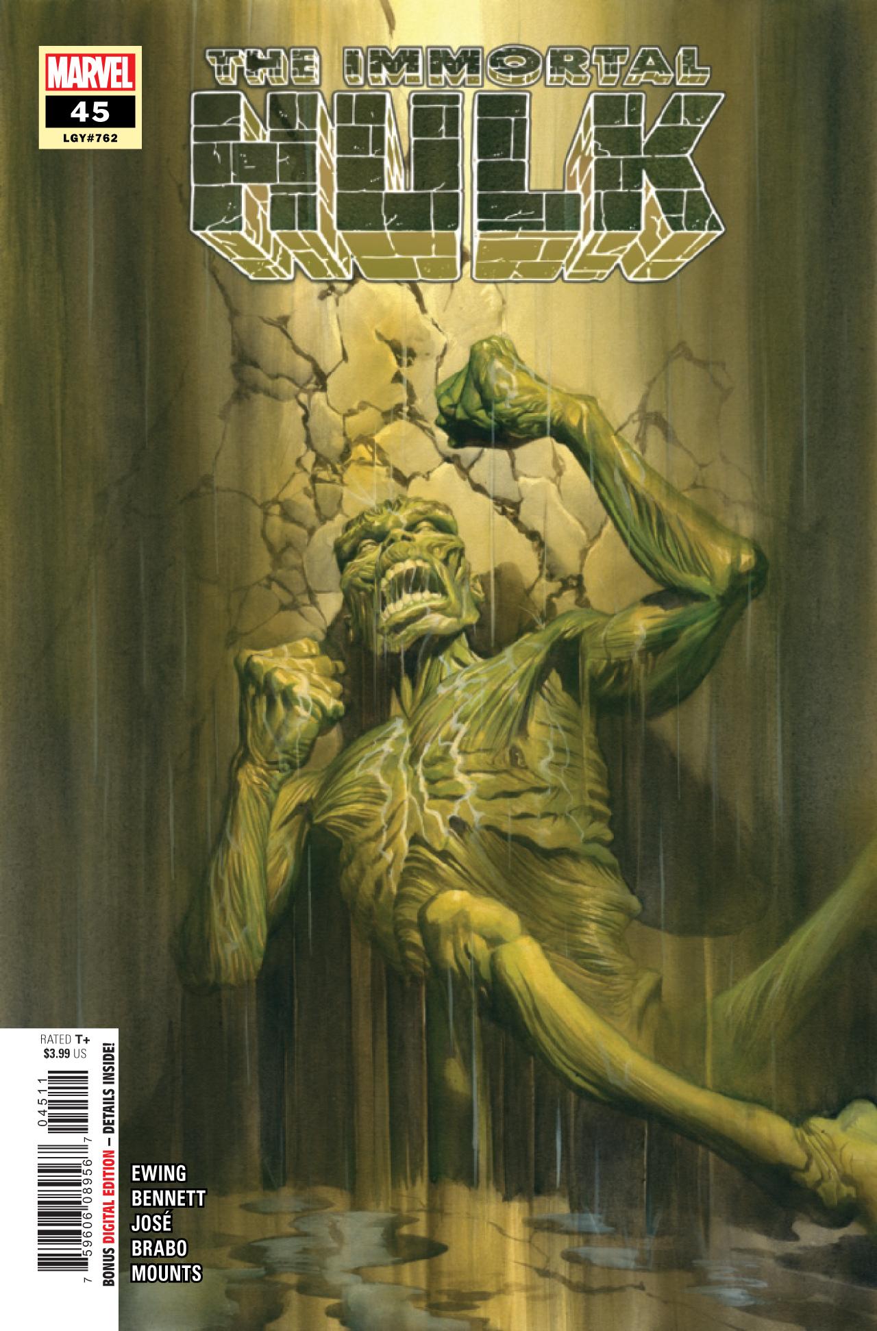 Hulk inmortal # 45