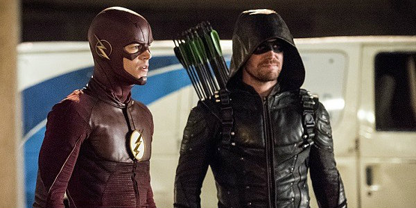 The Flash Arrow DC Crossover