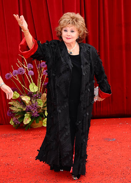 Barbara Knox: I'll never retire from Corrie