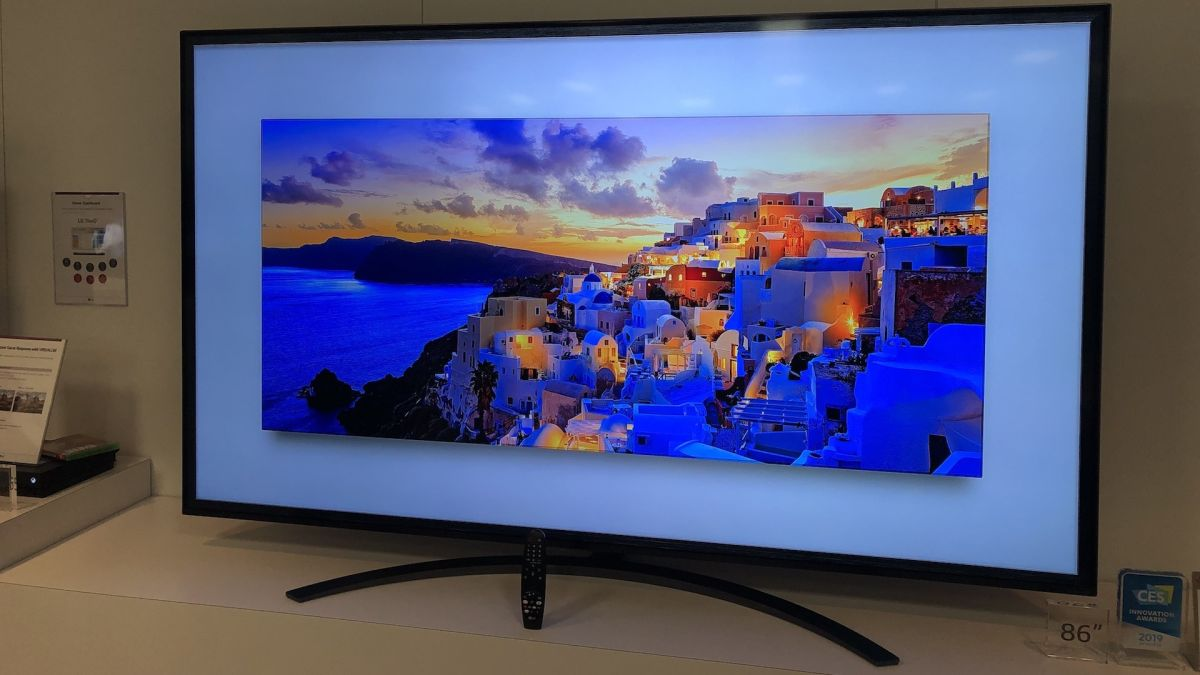 LG 2019 TVs: 8K, 4K, OLED, LCD – everything you need to know