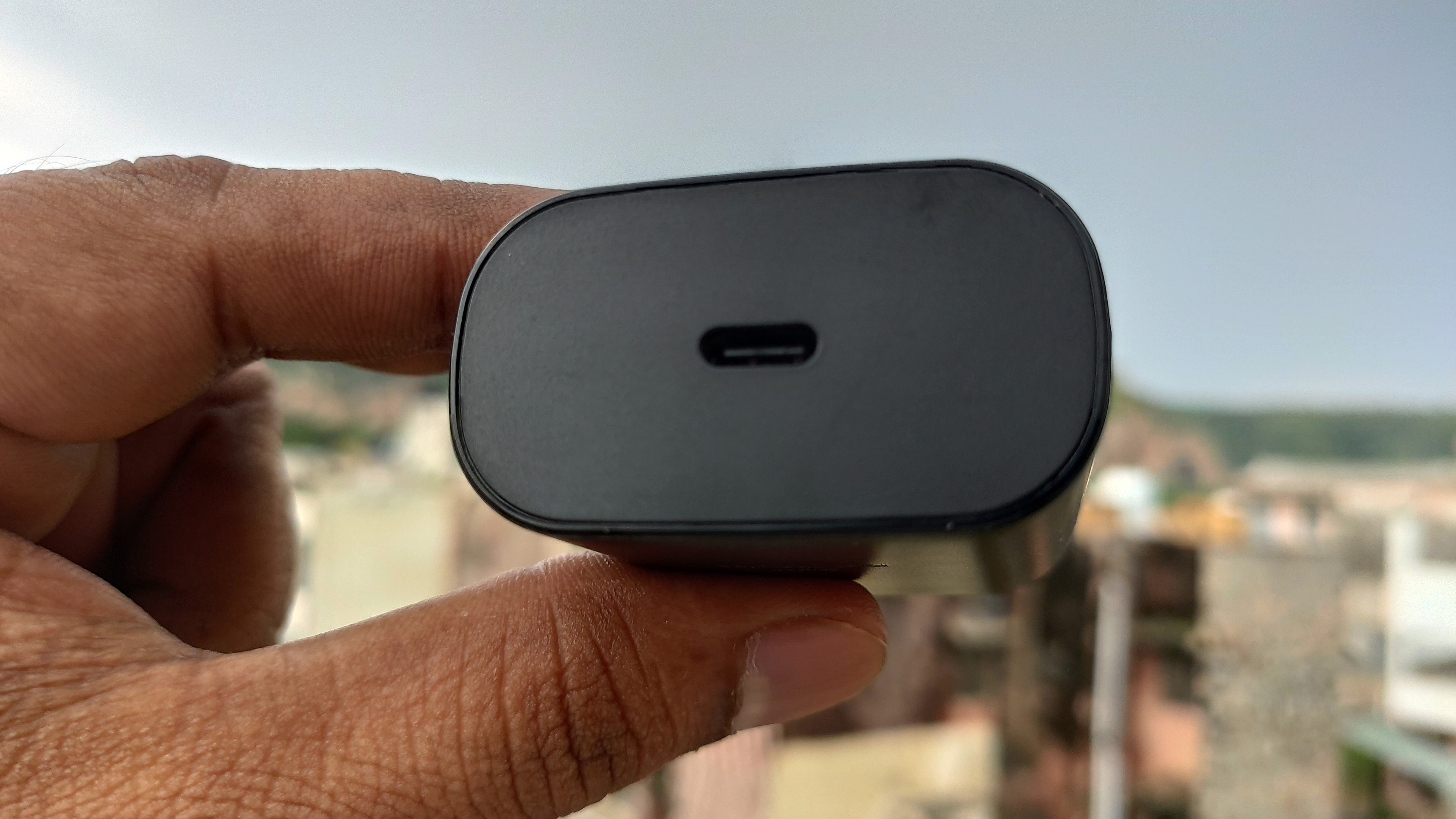 A charger for the Samsung Galaxy M31s