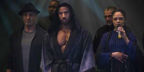 Creed 2 movie adonis rocky