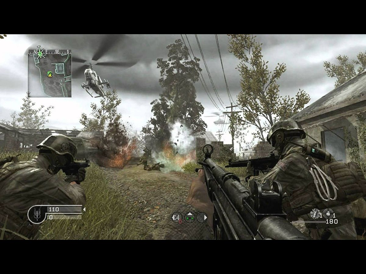 All 14 Call of Duty Games Ranked from Worst to Best | Tom's