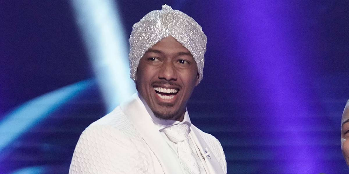 Nick Cannon in The Masked Singer image, photo courtesy of Fox