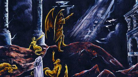 Cover art for Malum - Night Of The Luciferian Light album