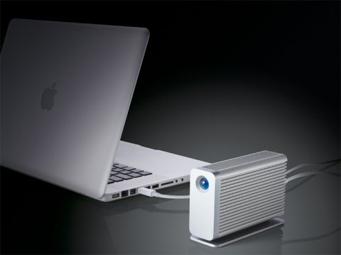 LaCie Little Big Disk Thunderbolt Series 240GB SSD