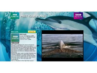 BBC Earth on YouTube - it's a bit of an animal